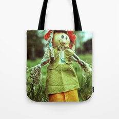 Small scarecrow Tote Bag