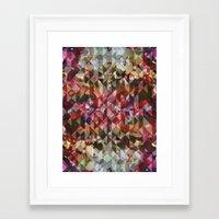 wonderland Framed Art Prints featuring Wonderland by Angelo Cerantola
