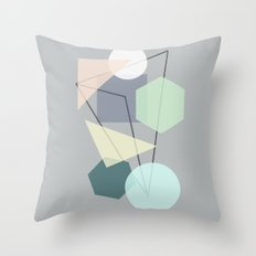Graphic 113 Throw Pillow