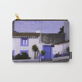 Home in Nazare Carry-All Pouch