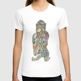 Year of the Monkey  T-shirt