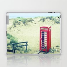 A Call From Paradise Laptop & iPad Skin