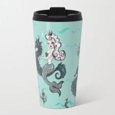 Pearla on Seahorse Travel Mug