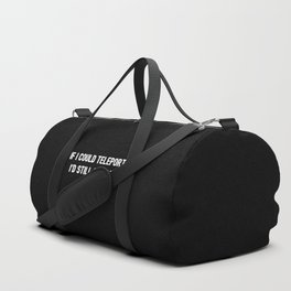 The Guilty Person IV Duffle Bag