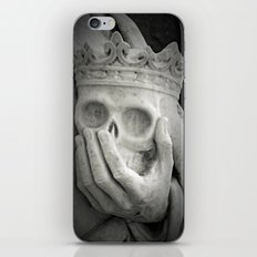 Death at Hand iPhone & iPod Skin