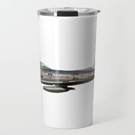 Kamikaze Album Artwork Travel Mug