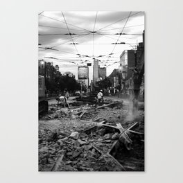 Rip it Up Canvas Print