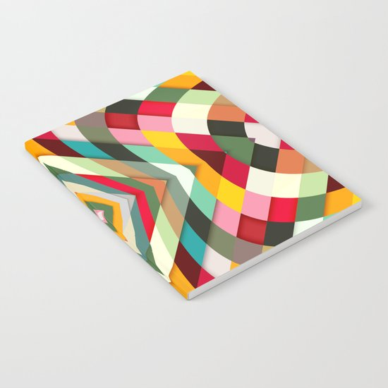 Colorful Smile Notebook