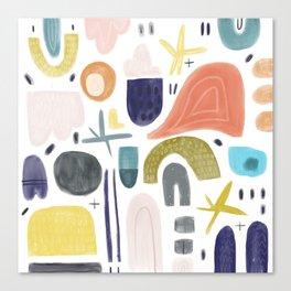 Good dream Canvas Print