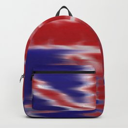 HAZY UNION JACK FLAG Backpack