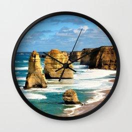 The Apostles Wall Clock