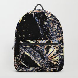 Got Frost Black and Gold by CheyAnne Sexton Backpack