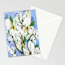 Evening Primrose   Stationery Cards