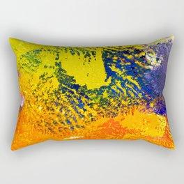 Great Barrier Rectangular Pillow