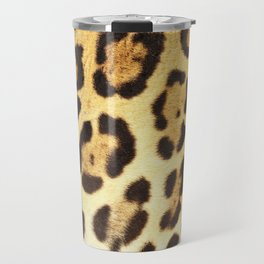 Piel de Jaguar Travel Mug