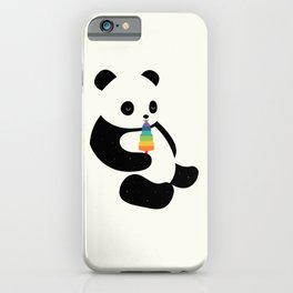 Panda Dream iPhone Case