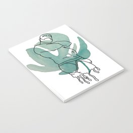 Palm Daddy Notebook