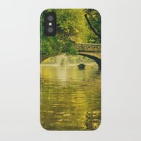 rowing iPhone & iPod Cases featuring Rowing by nature by Eduard Leasa Photography