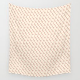 Practically Perfect - Penis in Cream Wall Tapestry