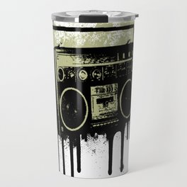 Portable Stereo Splatter Travel Mug