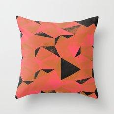 Geo M16 Throw Pillow