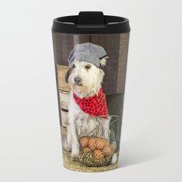 Farmer Dog Travel Mug