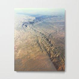 Views of Earth - 1 Metal Print