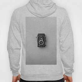 Old Camera (Black and White) Hoody