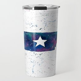 Tennessee Stars / State Painting / Nashville Art / Galaxy Art Travel Mug