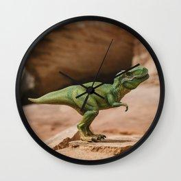 Dinosaur - T-Rex at Home Wall Clock
