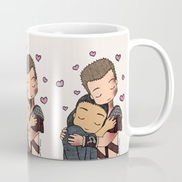 Lovey Dovey Chibi Nagron (Spartacus) Coffee Mug