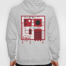 Rocky Horror Control Panel Hoody