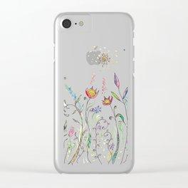 La Primavera Clear iPhone Case