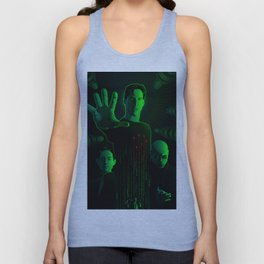 The Matrix Unisex Tank Top