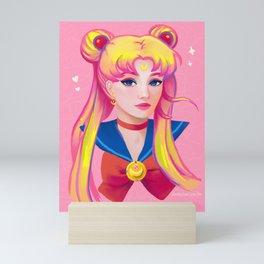 Sailor Moon Mini Art Print