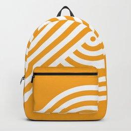 Incurve [Orange] Backpack