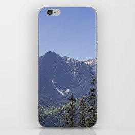 Zanopane. iPhone Skin