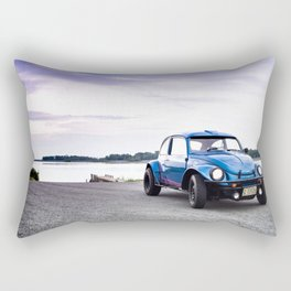 Have road will travel Rectangular Pillow