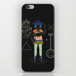 Witch Series: Palm Reader iPhone Skin