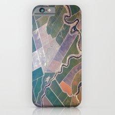 Patchwork Quilt Slim Case iPhone 6