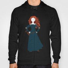 Merida from the Brave Hoody