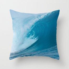 Eight Foot Beauty Throw Pillow