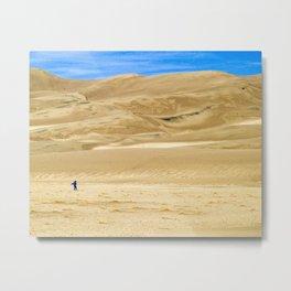 Great Sand Dunes, CO Metal Print