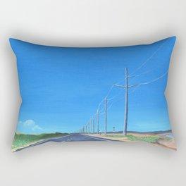 Highway 12 South Rectangular Pillow
