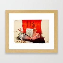 executioner ... Framed Art Print
