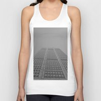carnival Tank Tops featuring Carnival by VandalProductions
