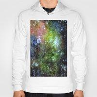 cosmic Hoodies featuring cosmic by Eliza L