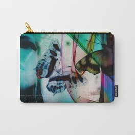 Butterflies in the twilight Carry-All Pouch