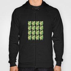 GREEN/LEMON BIRDS Hoody