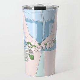 endless summer Travel Mug